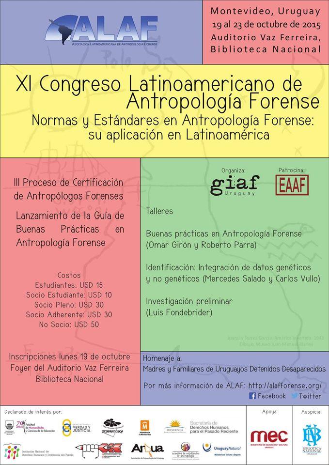 XI Congreso ALAF