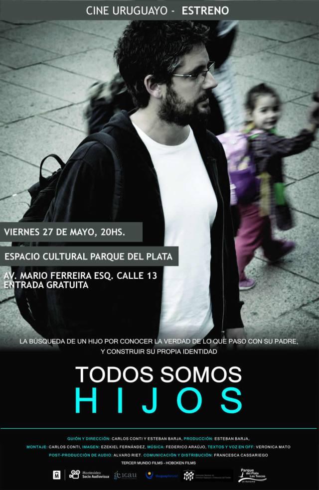 27.05 afiche TODOS SOMOS HIJOS WEB