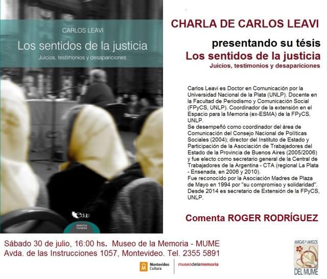 30.07 Charla Carlos Leavi. Los sentidos de la justicia WEB