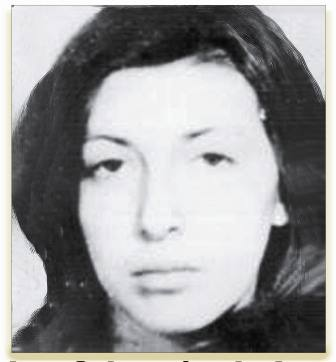 Grispón de Logares, Mónica Sofía WEB